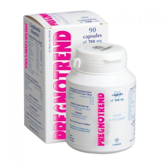 Прегнотренд формула от витамини и минерали за забременяване