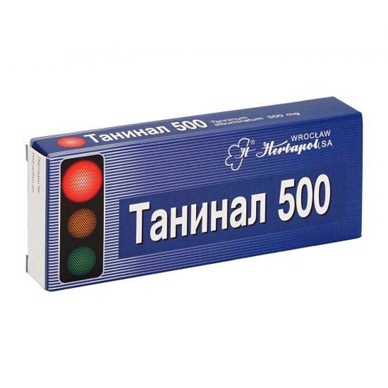 Танинал 500 - кутия
