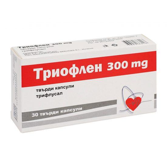 Триофлен - кутия - продукт от Унифарма