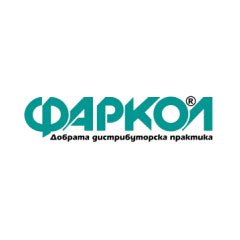Фаркол лого - партньор на Unipharma