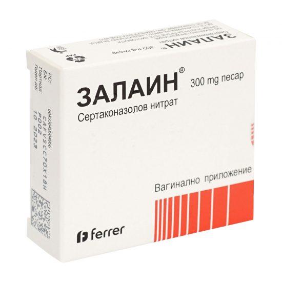 Залаин песари - кутия - продукт от Унифарма